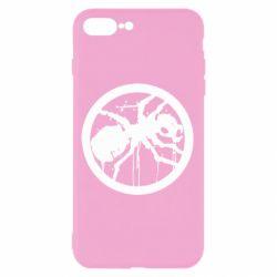 Чехол для iPhone 8 Plus Жирный муравей