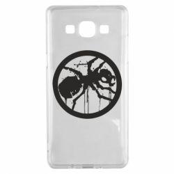 Чехол для Samsung A5 2015 Жирный муравей