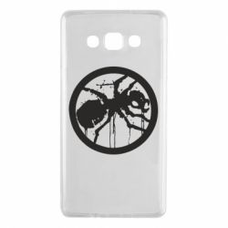 Чехол для Samsung A7 2015 Жирный муравей