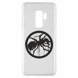 Чехол для Samsung S9+ Жирный муравей