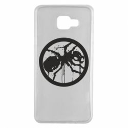 Чехол для Samsung A7 2016 Жирный муравей