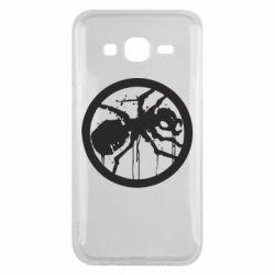Чехол для Samsung J5 2015 Жирный муравей