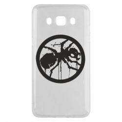 Чехол для Samsung J5 2016 Жирный муравей