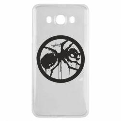 Чехол для Samsung J7 2016 Жирный муравей