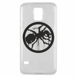 Чехол для Samsung S5 Жирный муравей