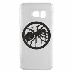 Чехол для Samsung S6 EDGE Жирный муравей