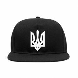 Снепбек Жирный Герб Украины