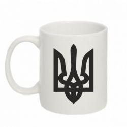 Кружка 320ml Жирный Герб Украины