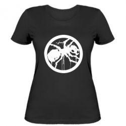 Женская футболка Жирный муравей