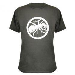 Камуфляжная футболка Жирный муравей