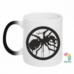 Кружка-хамелеон Жирный муравей