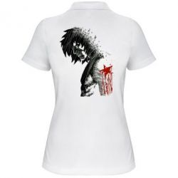 Женская футболка поло Зимний солдат - FatLine