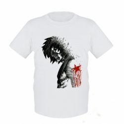 Детская футболка Зимний солдат