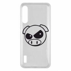 Чохол для Xiaomi Mi A3 Злая свинка