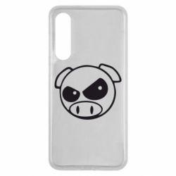 Чохол для Xiaomi Mi9 SE Зла свинка