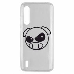 Чохол для Xiaomi Mi9 Lite Зла свинка