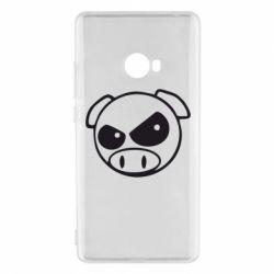 Чохол для Xiaomi Mi Note 2 Зла свинка