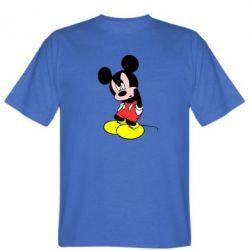Мужская футболка Злой Микки Маус - FatLine