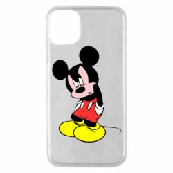 Чохол для iPhone 11 Pro Злий Міккі Маус
