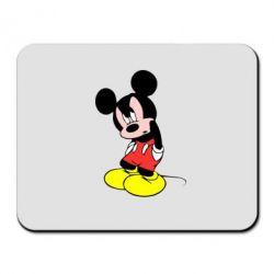 Коврик для мыши Злой Микки Маус - FatLine