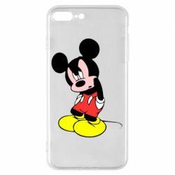 Чохол для iPhone 8 Plus Злий Міккі Маус