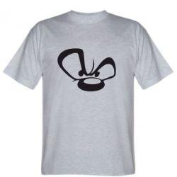 Мужская футболка Злой мишка - FatLine