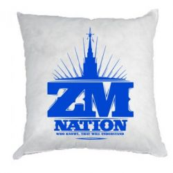 Подушка ZM Nation GUf - FatLine