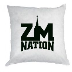Подушка ZM Nation - FatLine