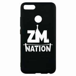 Чехол для Xiaomi Mi A1 ZM nation - FatLine