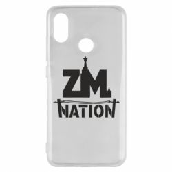 Чехол для Xiaomi Mi8 ZM nation - FatLine