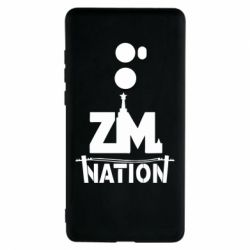 Чехол для Xiaomi Mi Mix 2 ZM nation - FatLine