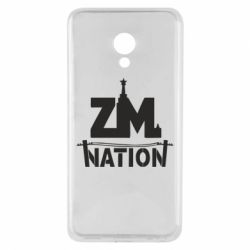 Чехол для Meizu M5 ZM nation - FatLine