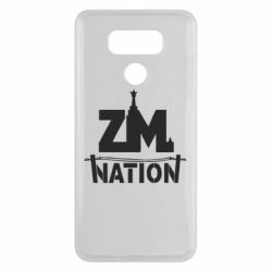 Чехол для LG G6 ZM nation - FatLine