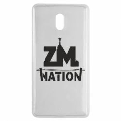 Чехол для Nokia 3 ZM nation - FatLine