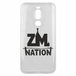 Чехол для Meizu X8 ZM nation - FatLine