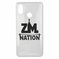 Чехол для Xiaomi Mi Max 3 ZM nation - FatLine