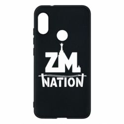 Чехол для Mi A2 Lite ZM nation - FatLine
