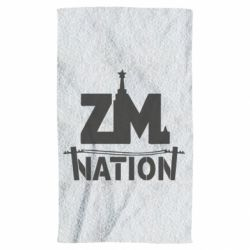 Полотенце ZM nation - FatLine