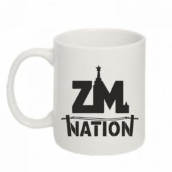 Кружка 320ml ZM nation