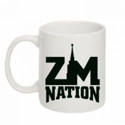 Кружка 320ml ZM Nation - FatLine