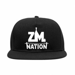 Снепбек ZM nation - FatLine