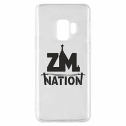 Чехол для Samsung S9 ZM nation - FatLine