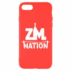 Чехол для iPhone 7 ZM nation - FatLine