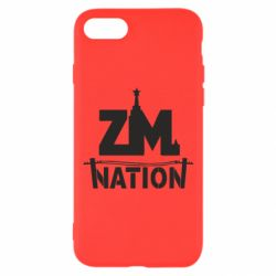 Чехол для iPhone 8 ZM nation - FatLine