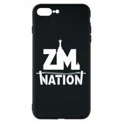 Чехол для iPhone 8 Plus ZM nation - FatLine