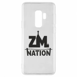 Чехол для Samsung S9+ ZM nation - FatLine