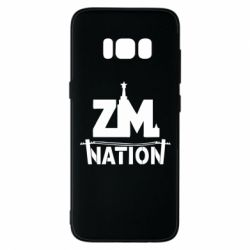 Чехол для Samsung S8 ZM nation - FatLine