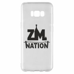 Чехол для Samsung S8+ ZM nation - FatLine