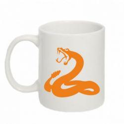 Кружка 320ml Змея - FatLine