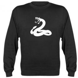 Реглан (свитшот) Змея - FatLine